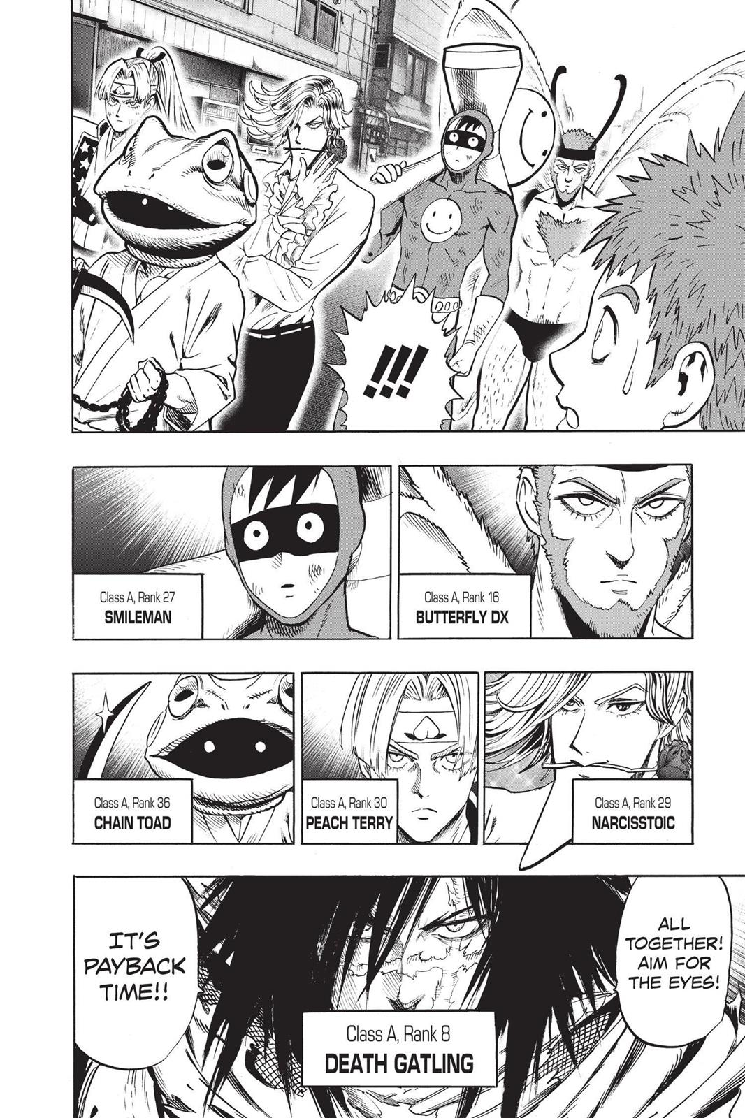 One Punch Man, Chapter Punch 68 image 017