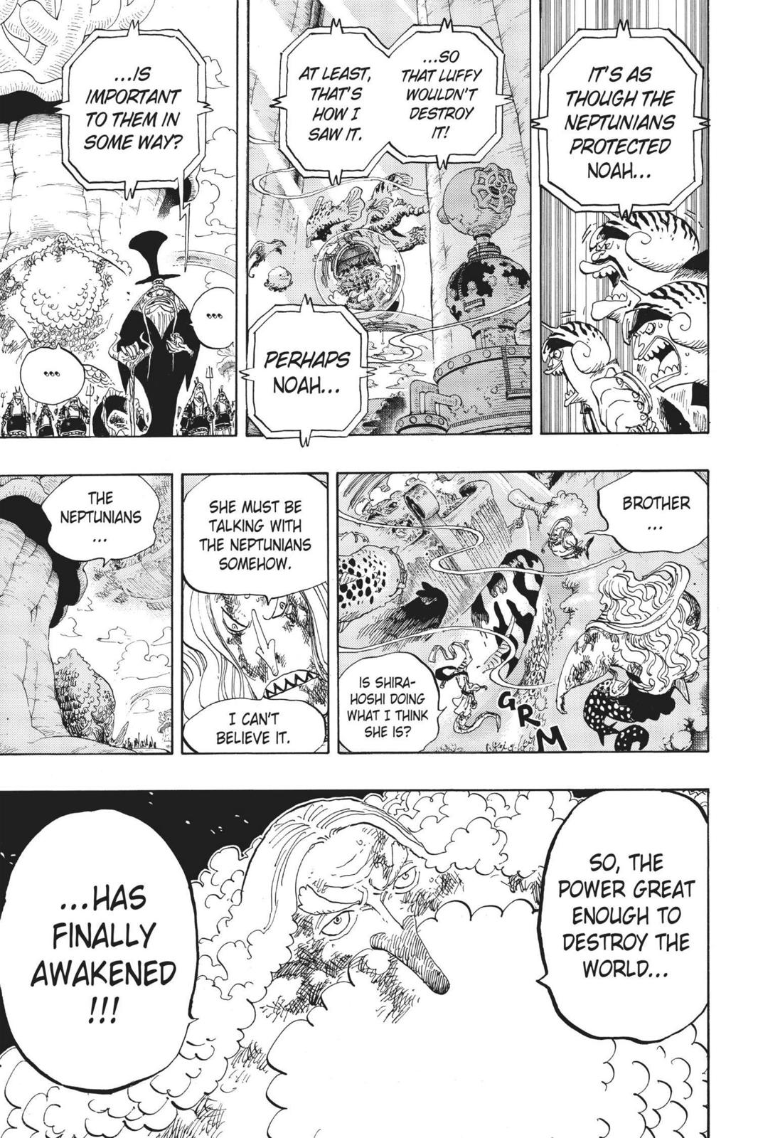 One Piece, Chapter 648 image 003