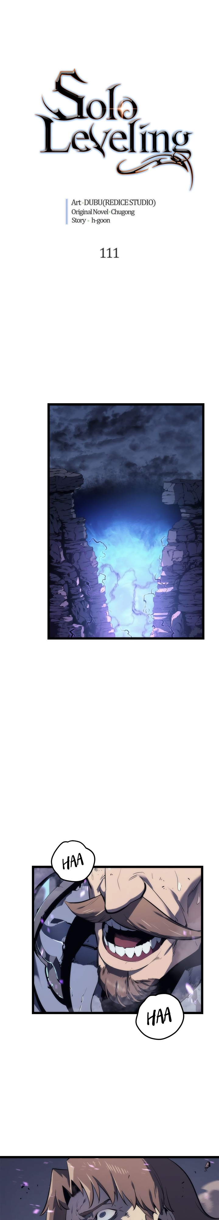 Solo Leveling, Chapter 111 image 001