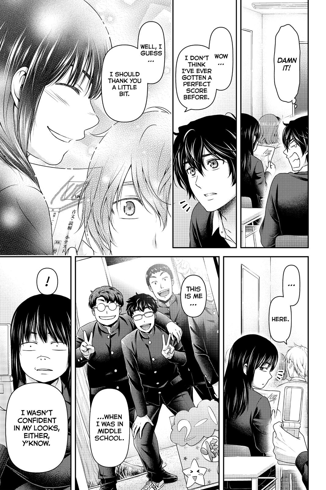 Domestic Na Kanojo, Chapter 121 image 013