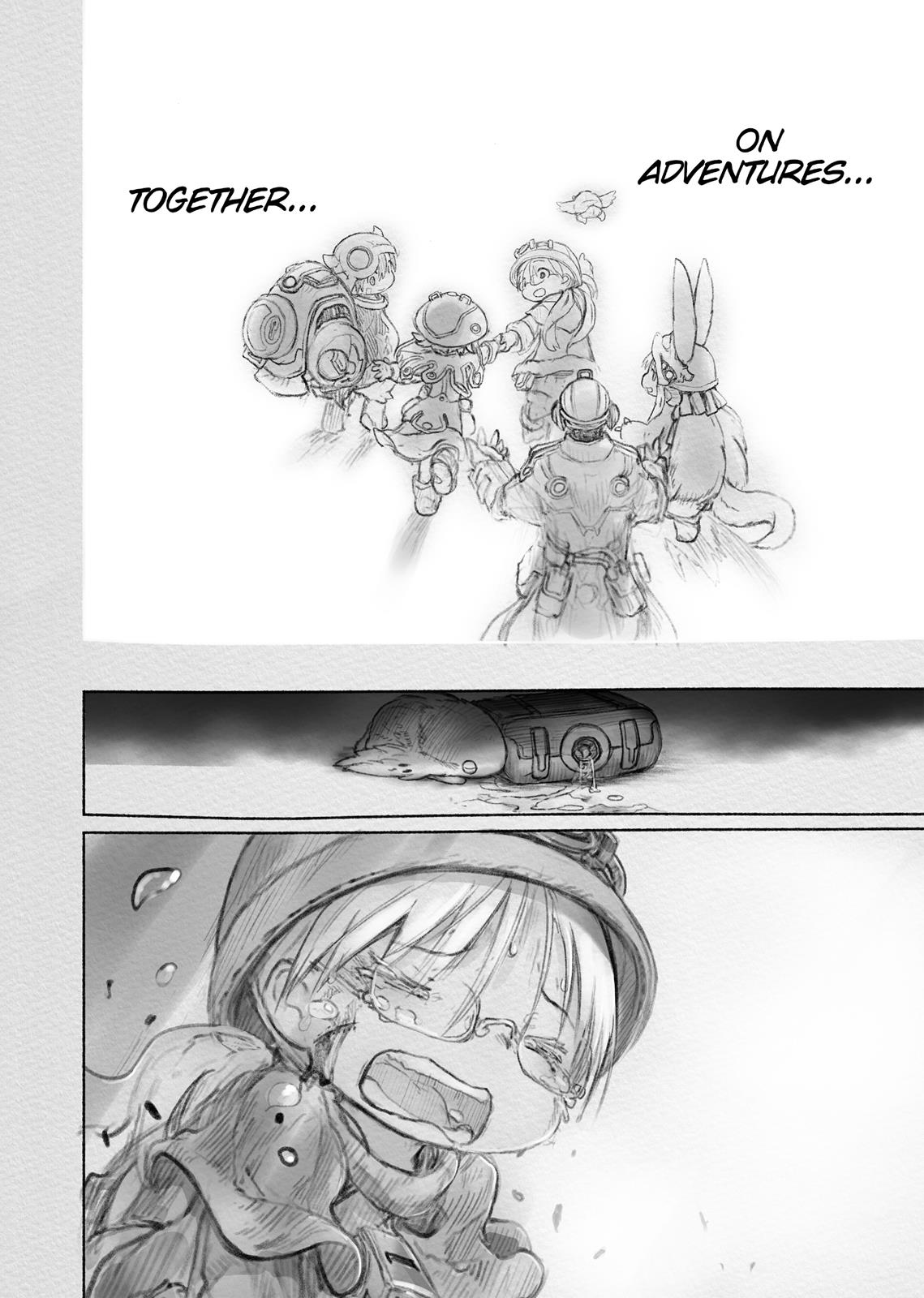 Made In Abyss, Chapter Hello,Abyss 37 image 034