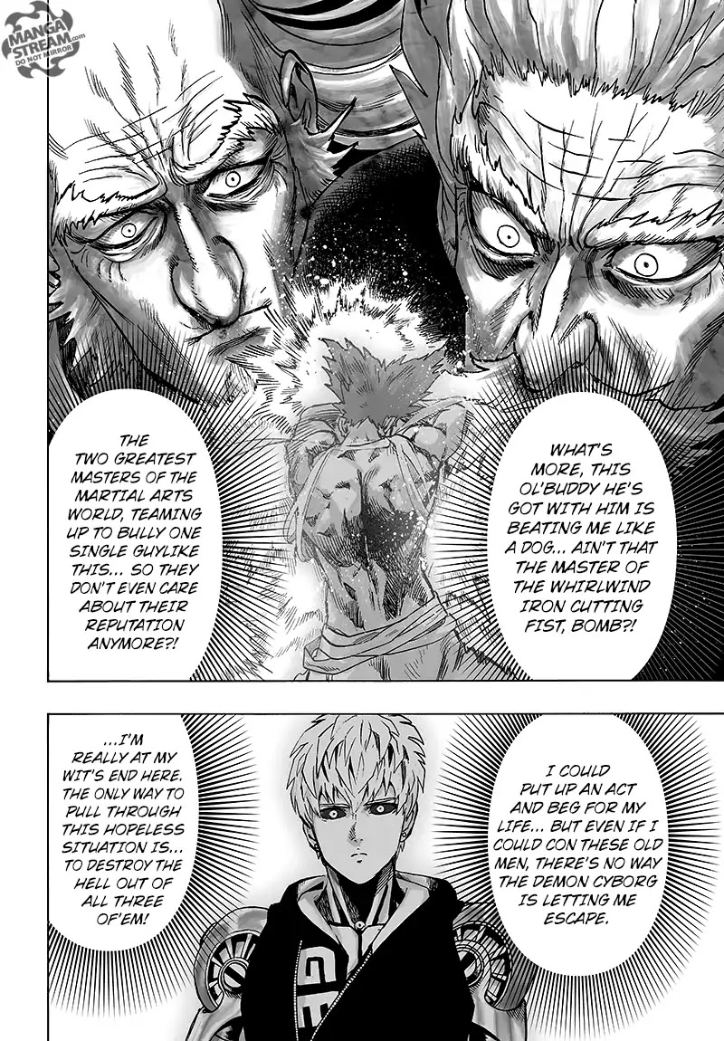 One Punch Man, Chapter Onepunch-Man 84 image 025