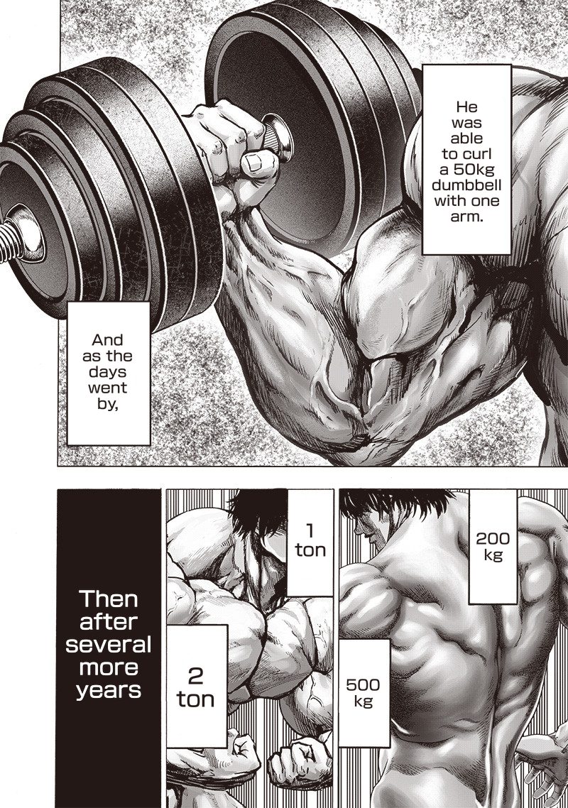 One Punch Man, Chapter 129 image 010