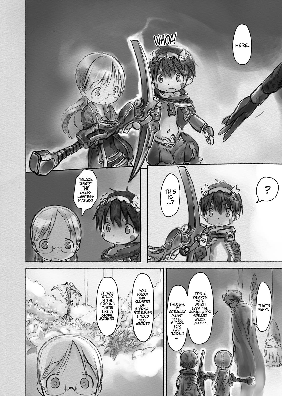 Made In Abyss, Chapter Hello,Abyss 17 image 018