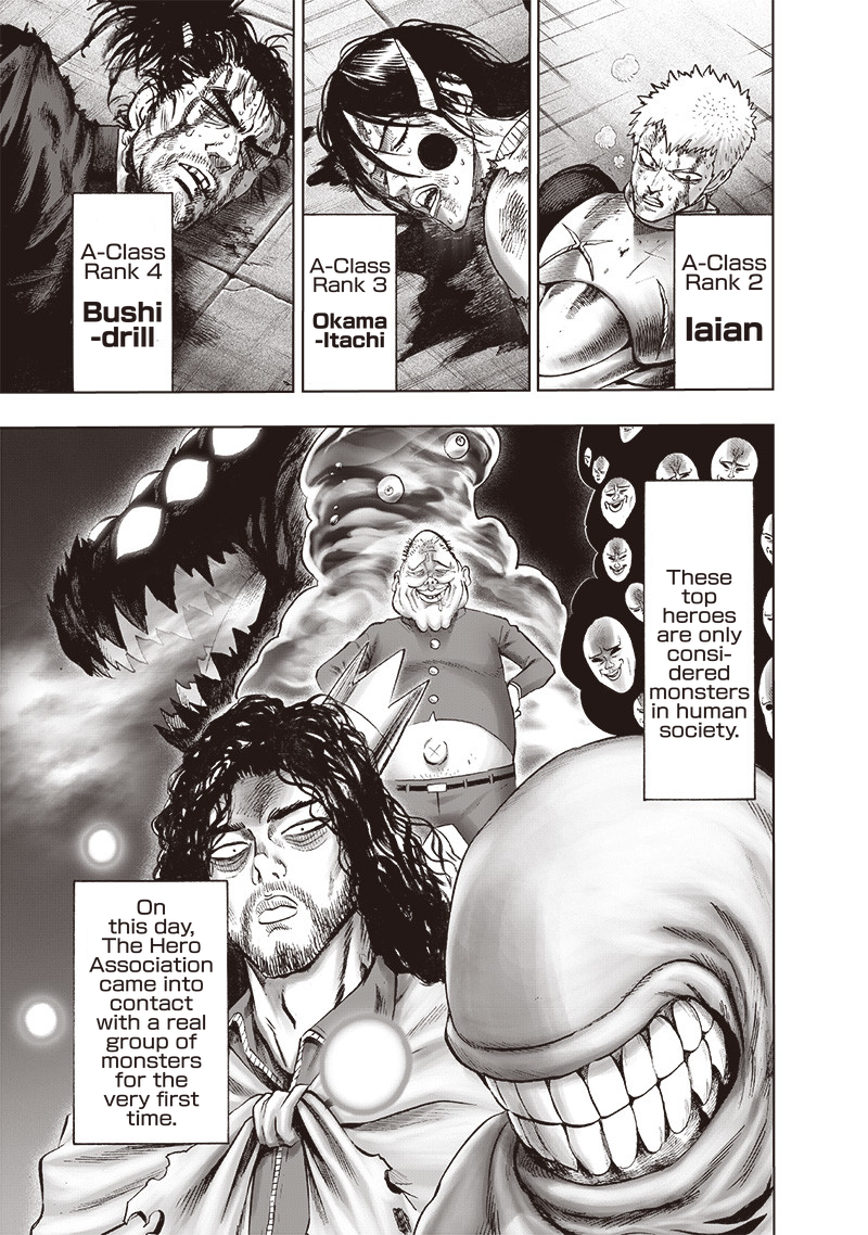 One Punch Man, Chapter One-Punch Man 123 image 012
