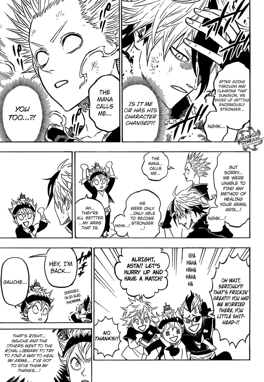 Black Clover, Chapter 102 Asta's Day Off image 005
