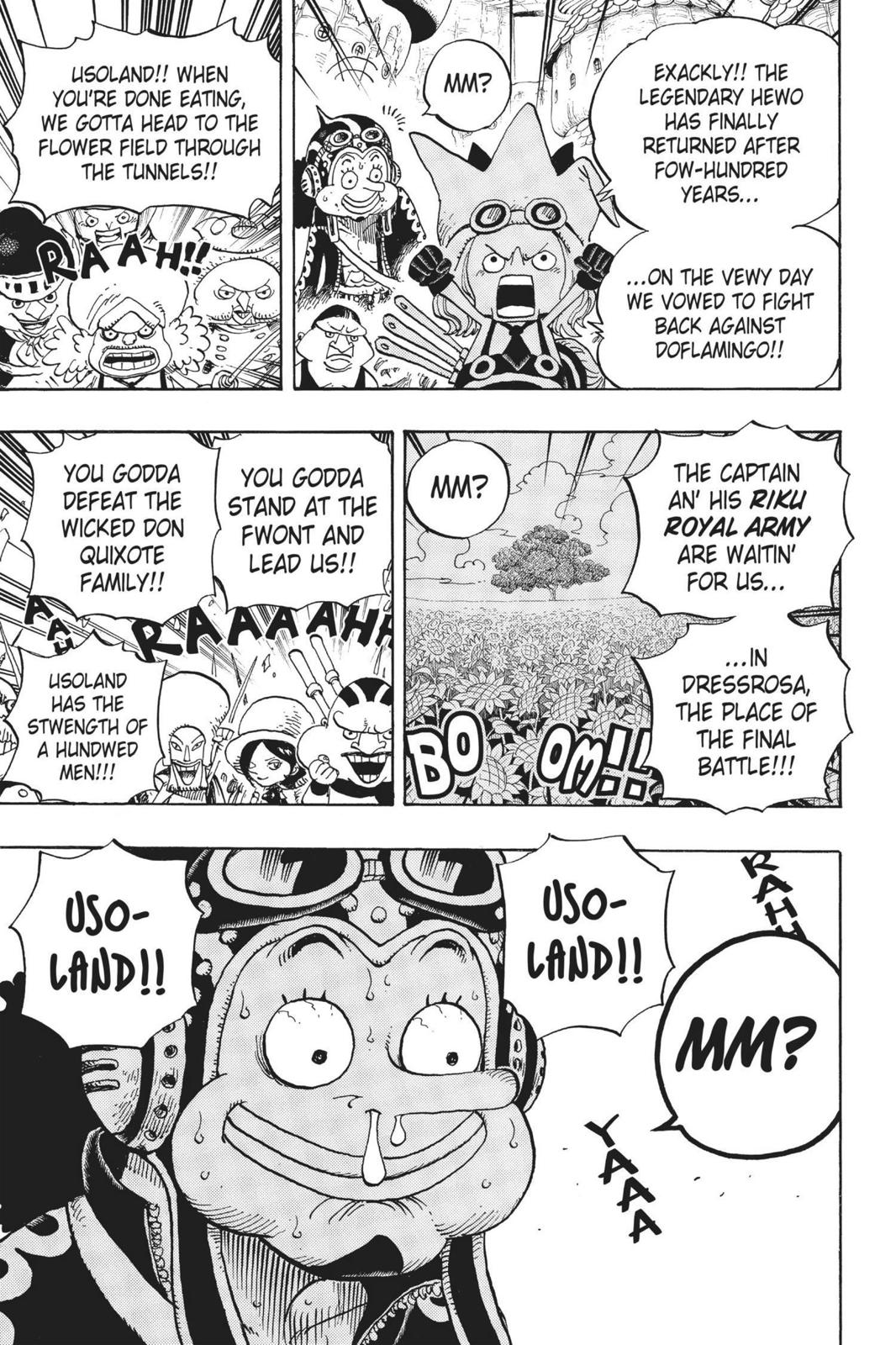 One Piece, Chapter 713 image 018