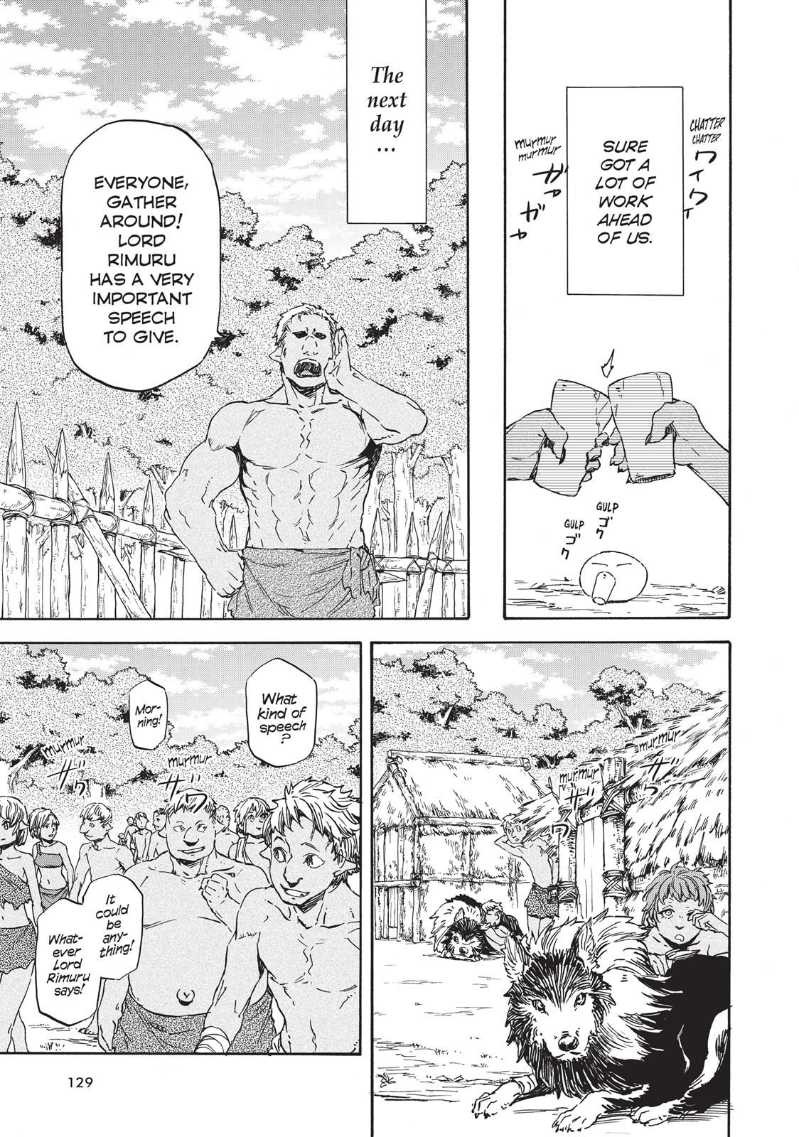 That Time I Got Reincarnated As A Slime, Chapter 4 image 005