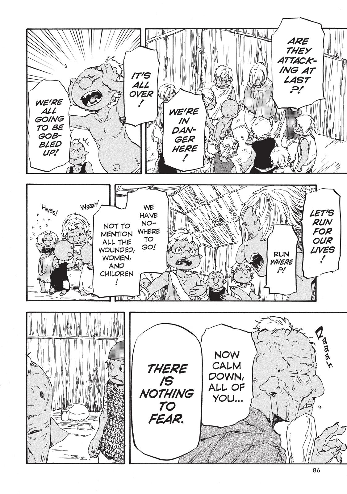 That Time I Got Reincarnated As A Slime, Chapter 2 image 033