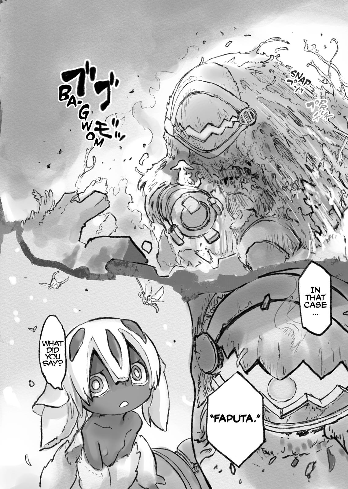 Made In Abyss, Chapter Hello,Abyss 51.5 image 012