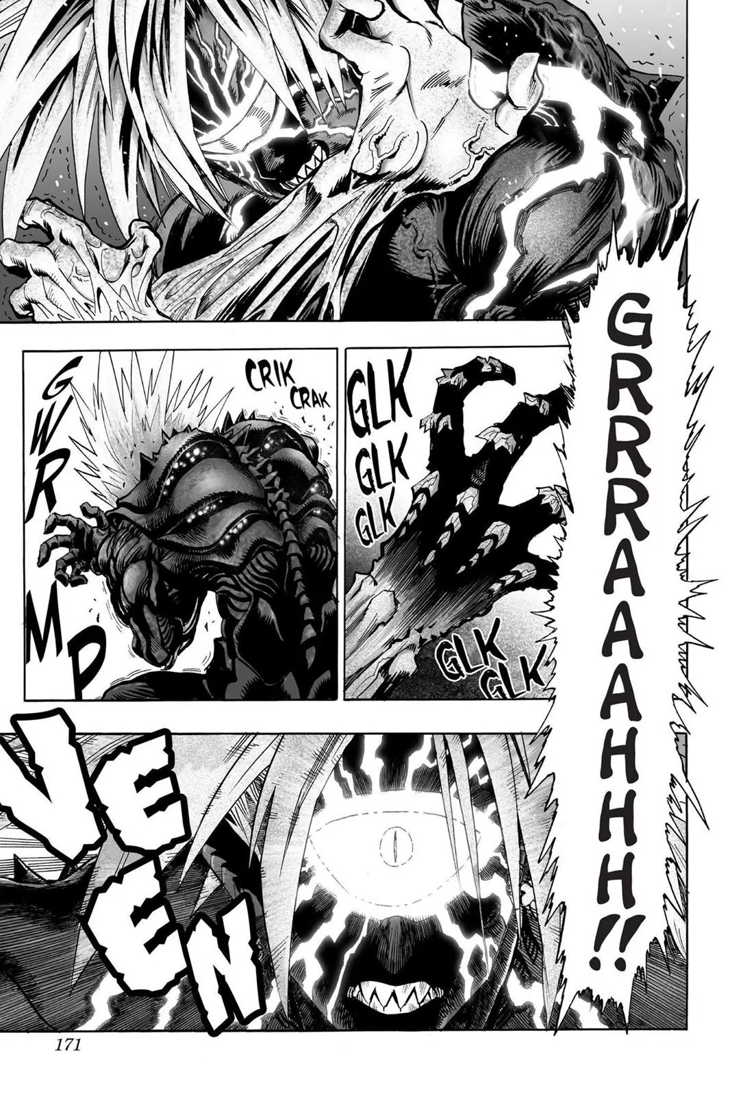 One Punch Man, Chapter Onepunch-Man 34 image 015