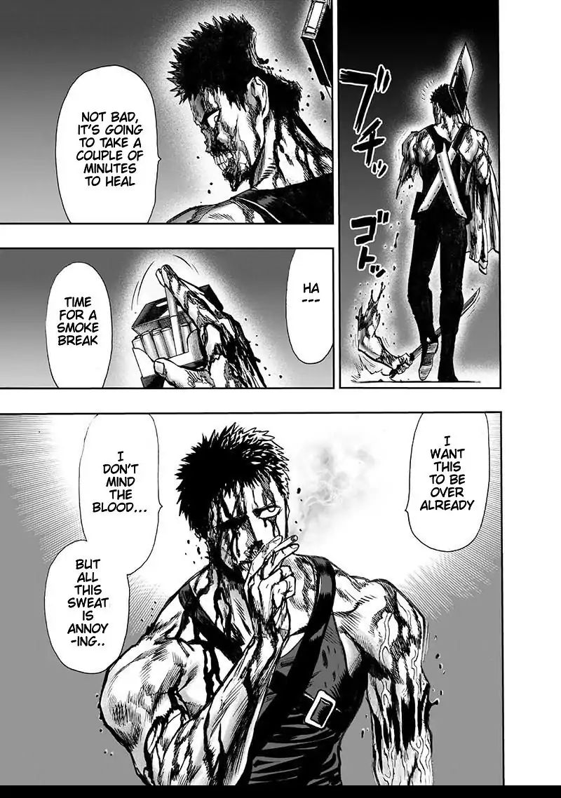 One Punch Man, Chapter Onepunch-Man 101 image 046