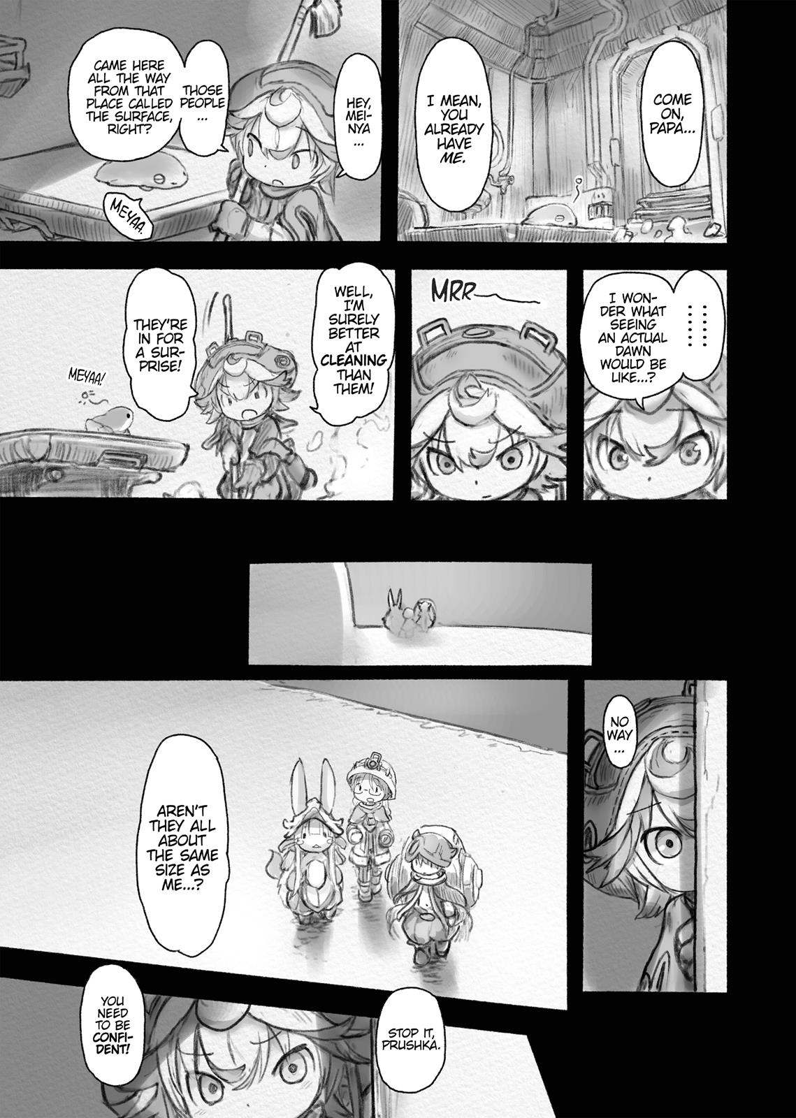 Made In Abyss, Chapter Hello,Abyss 37 image 019