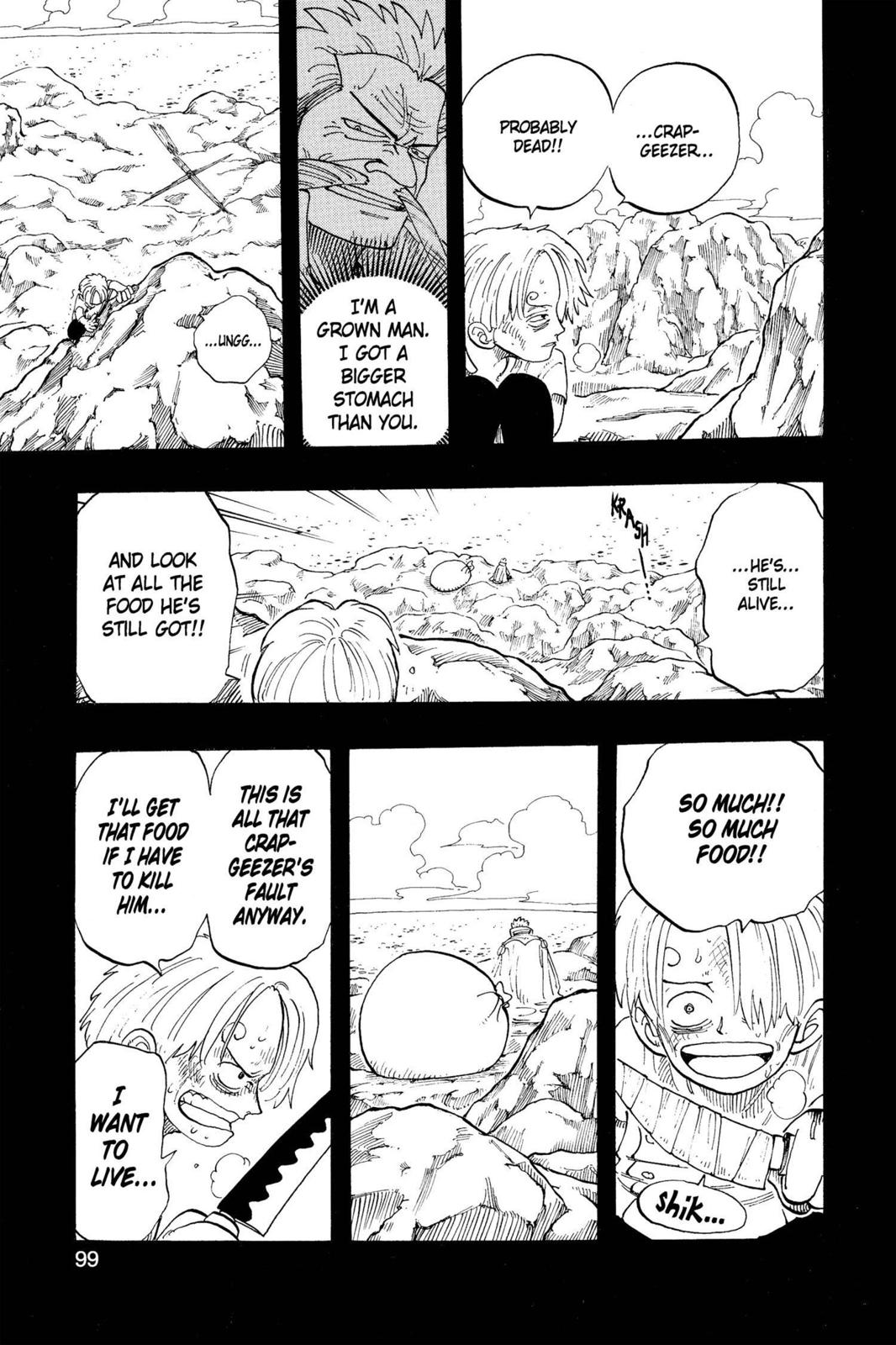 One Piece, Chapter 58 image 011