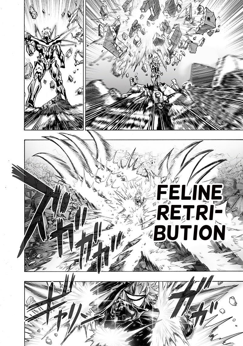 One Punch Man, Chapter One-Punch Man 118 image 021
