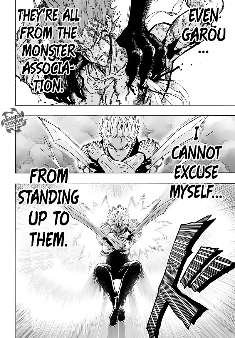 One Punch Man, Chapter Onepunch-Man 84 image 091