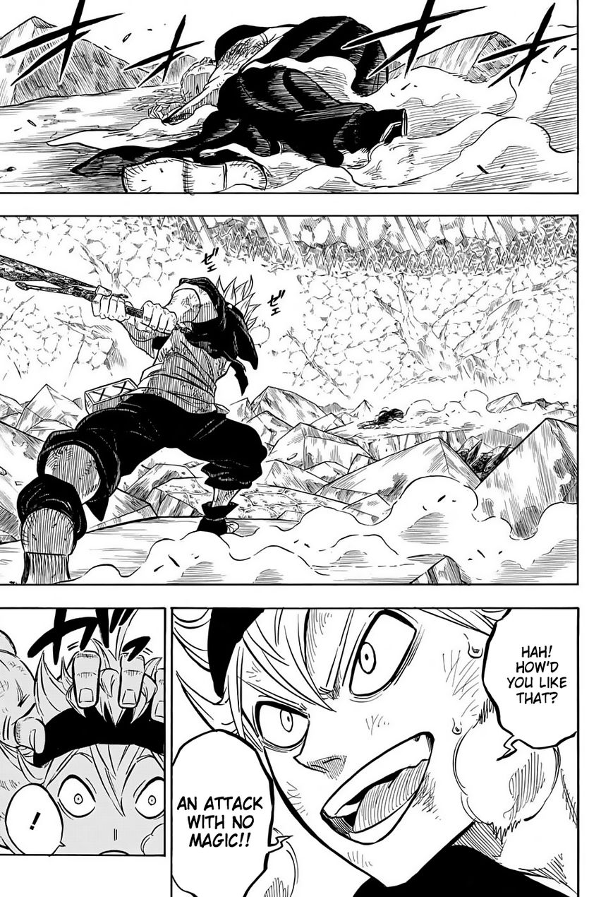 Black Clover, Chapter 53 That isn't yours image 005
