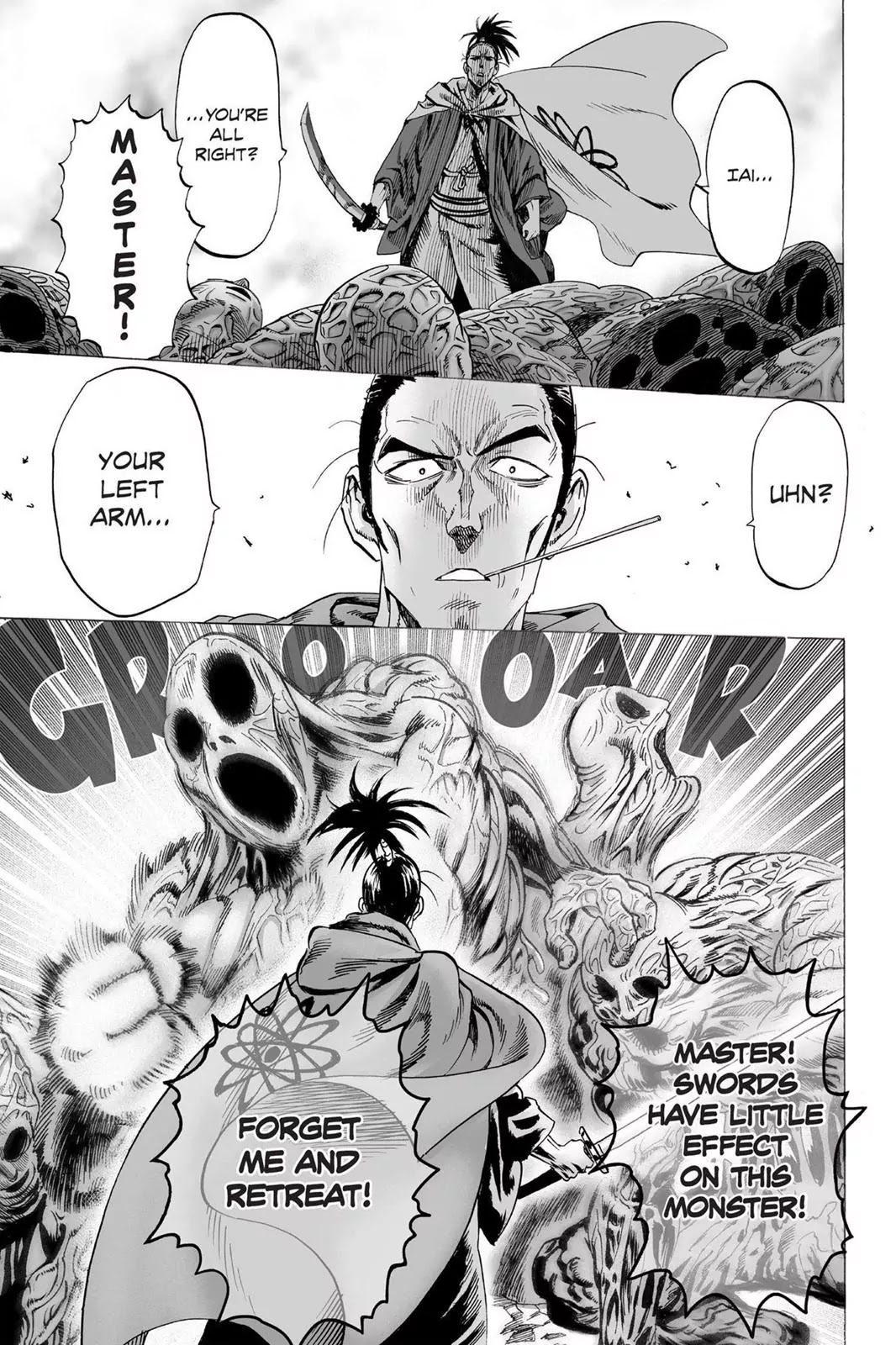 One Punch Man, Chapter Onepunch-Man 32 image 037