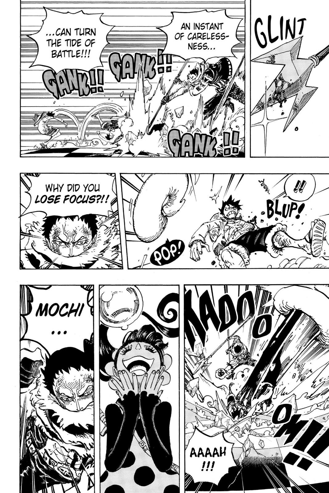 One Piece, Chapter 893 image 004