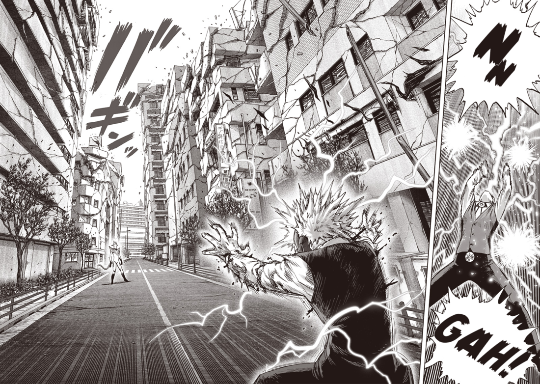 One Punch Man, Chapter One-Punch Man 117 image 007