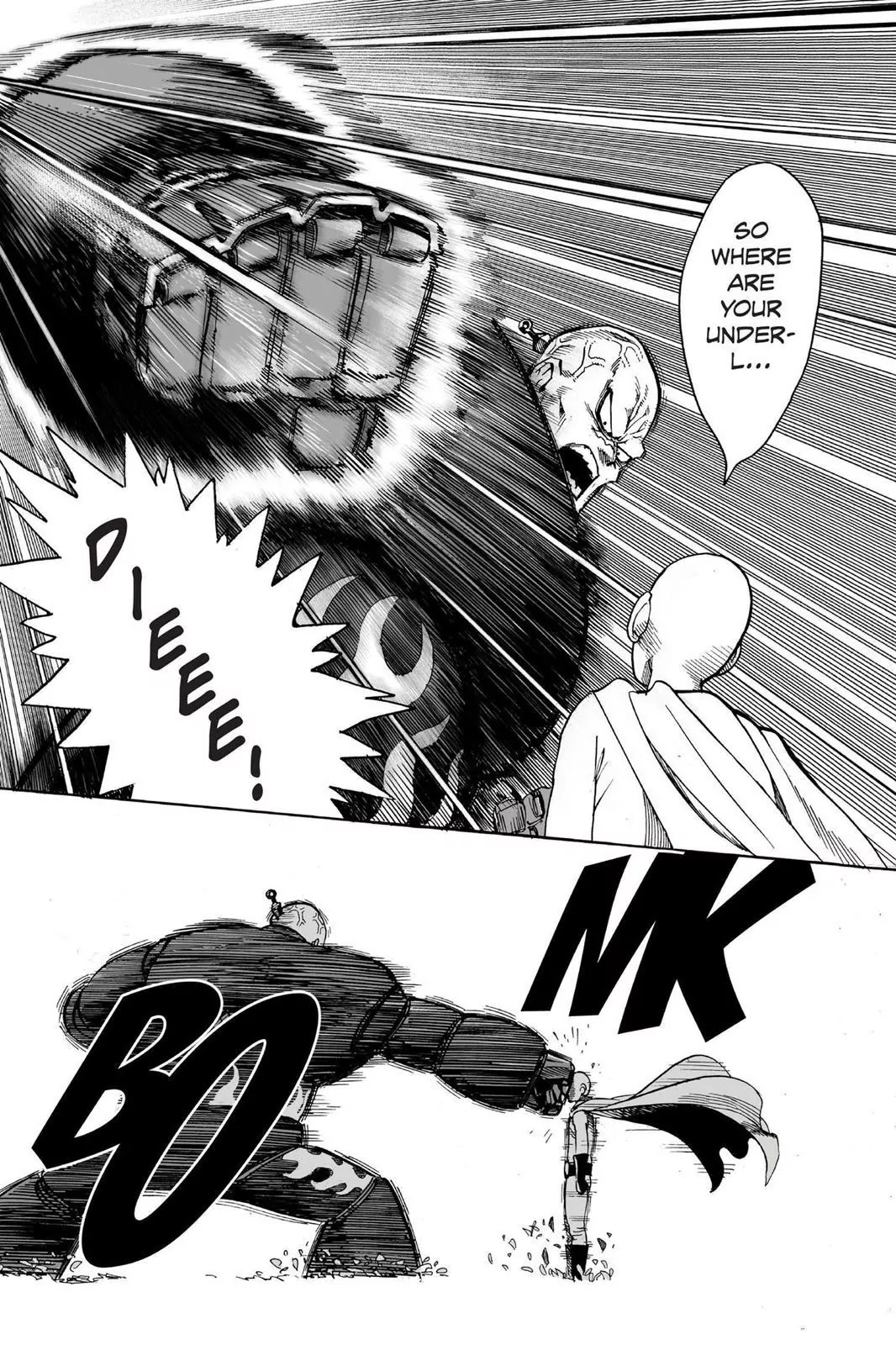 One Punch Man, Chapter Onepunch-Man 14 image 004