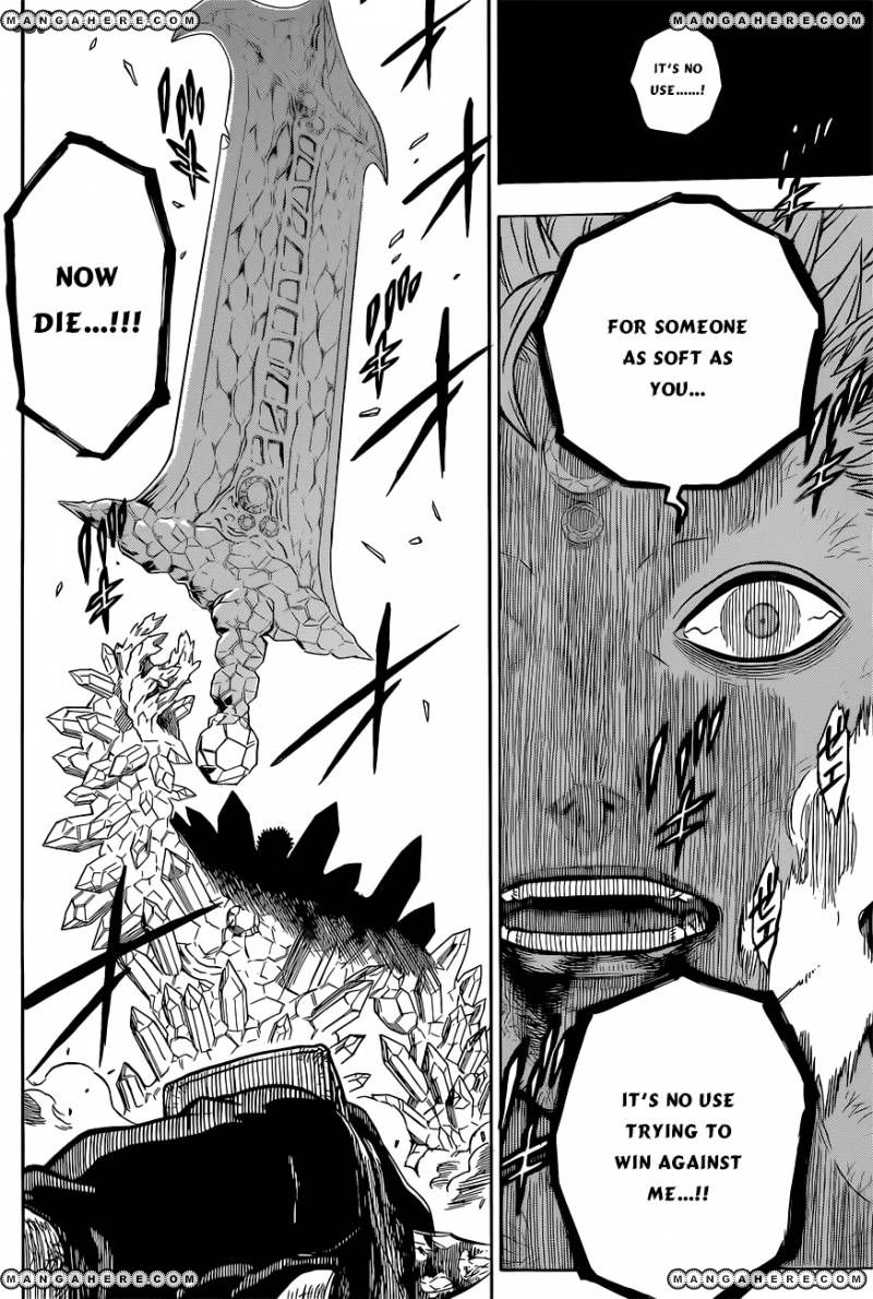 Black Clover, Chapter 20 One Moment image 006