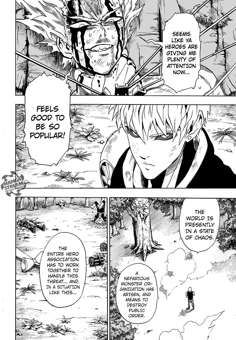 One Punch Man, Chapter Onepunch-Man 83 image 029