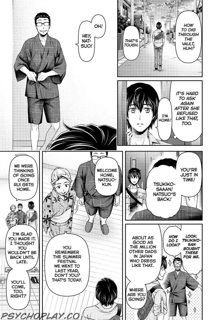 Domestic Girlfriend, Chapter 101 That's All image 006