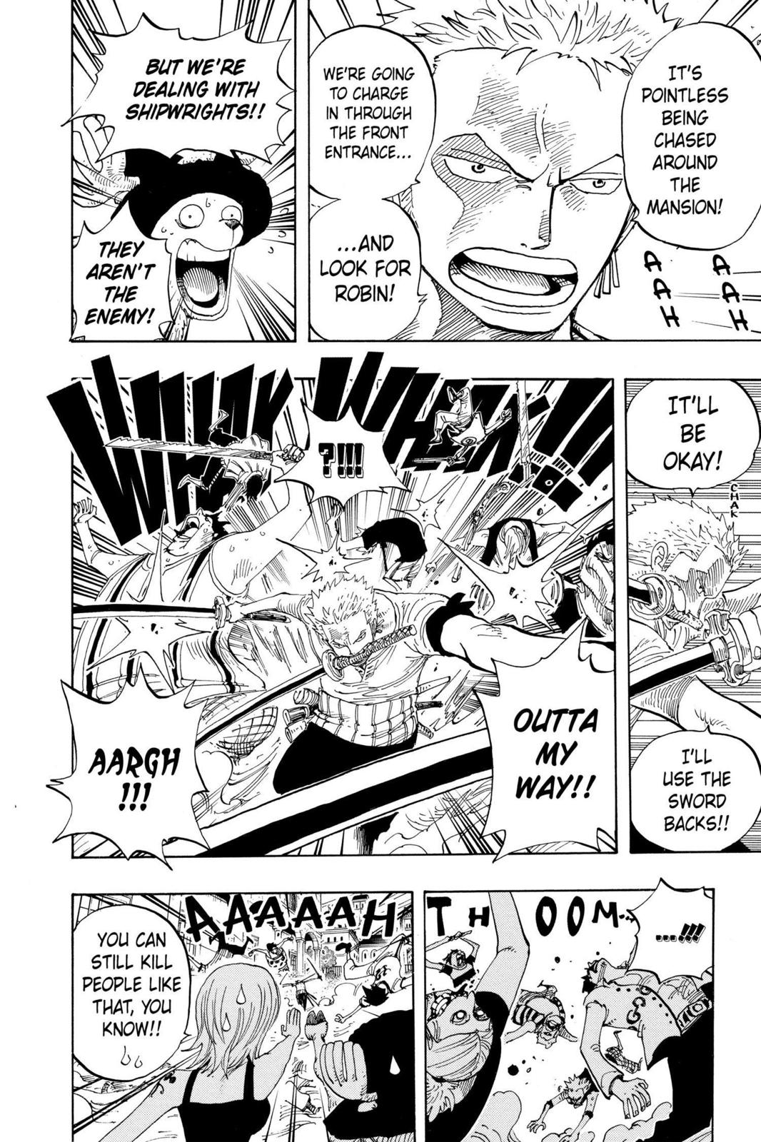 One Piece, Chapter 344 image 006