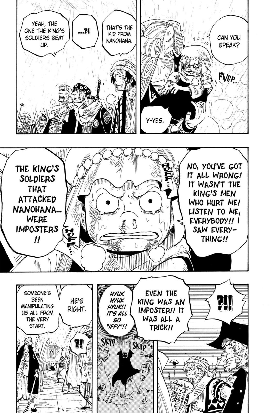 One Piece, Chapter 211 image 005