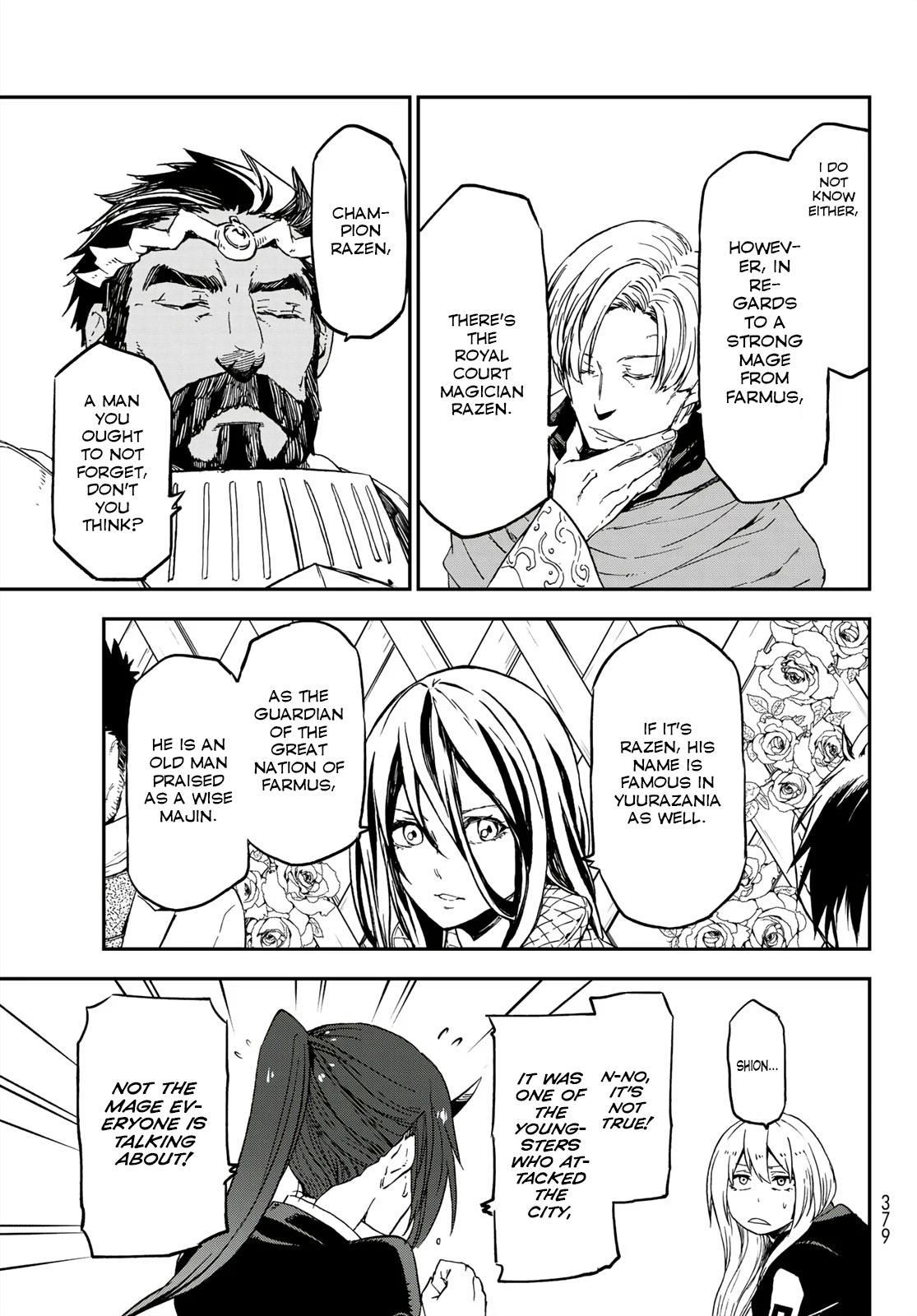 That Time I Got Reincarnated As A Slime, Chapter 75 image 031
