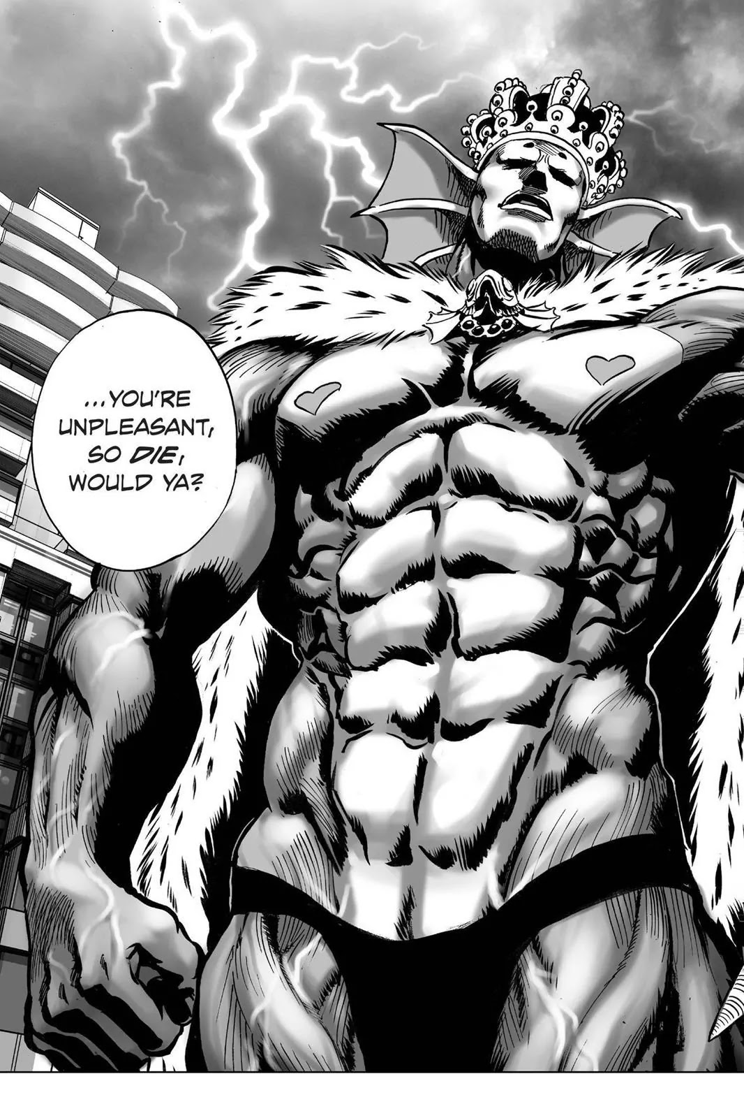 One Punch Man, Chapter Onepunch-Man 23 image 025