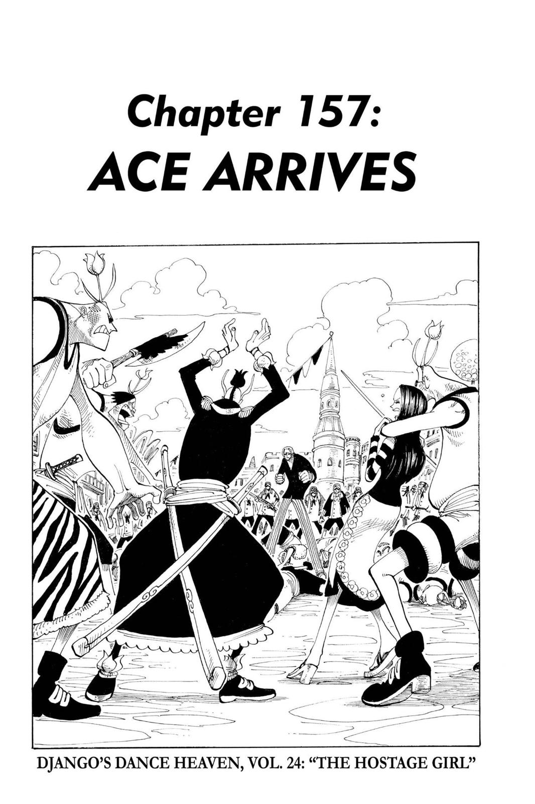One Piece, Chapter 157 image 001