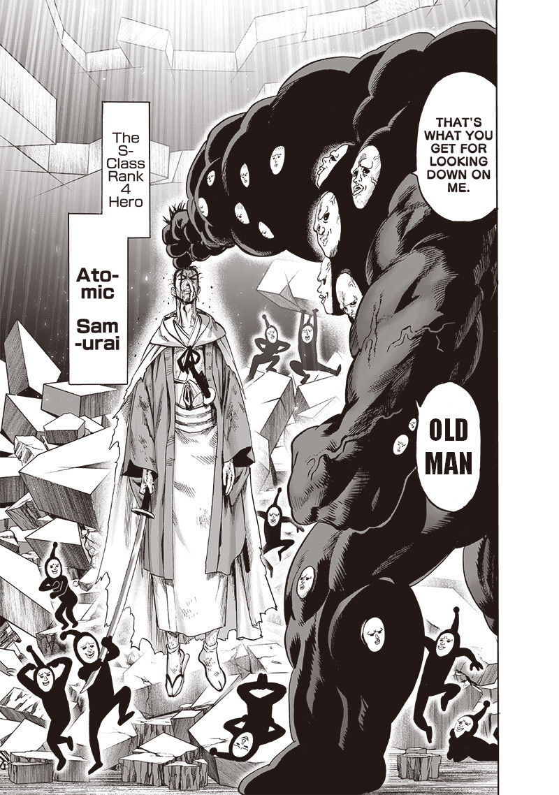 One Punch Man, Chapter One-Punch Man 123 image 008