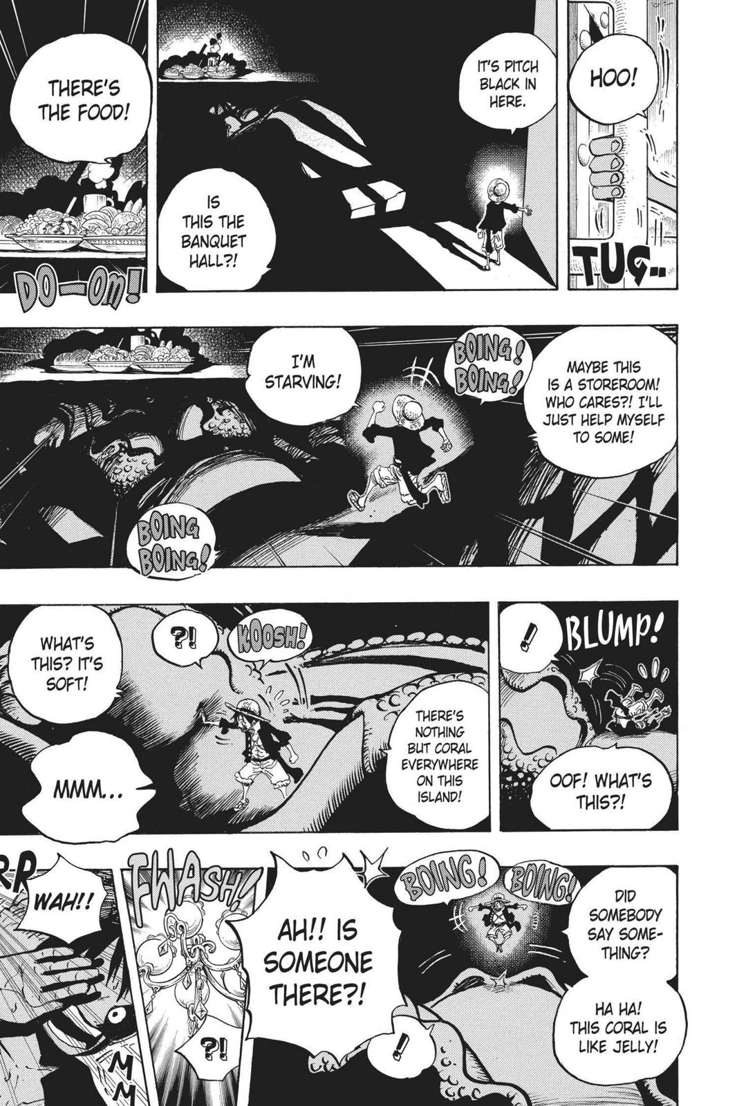 One Piece, Chapter 612 image 016