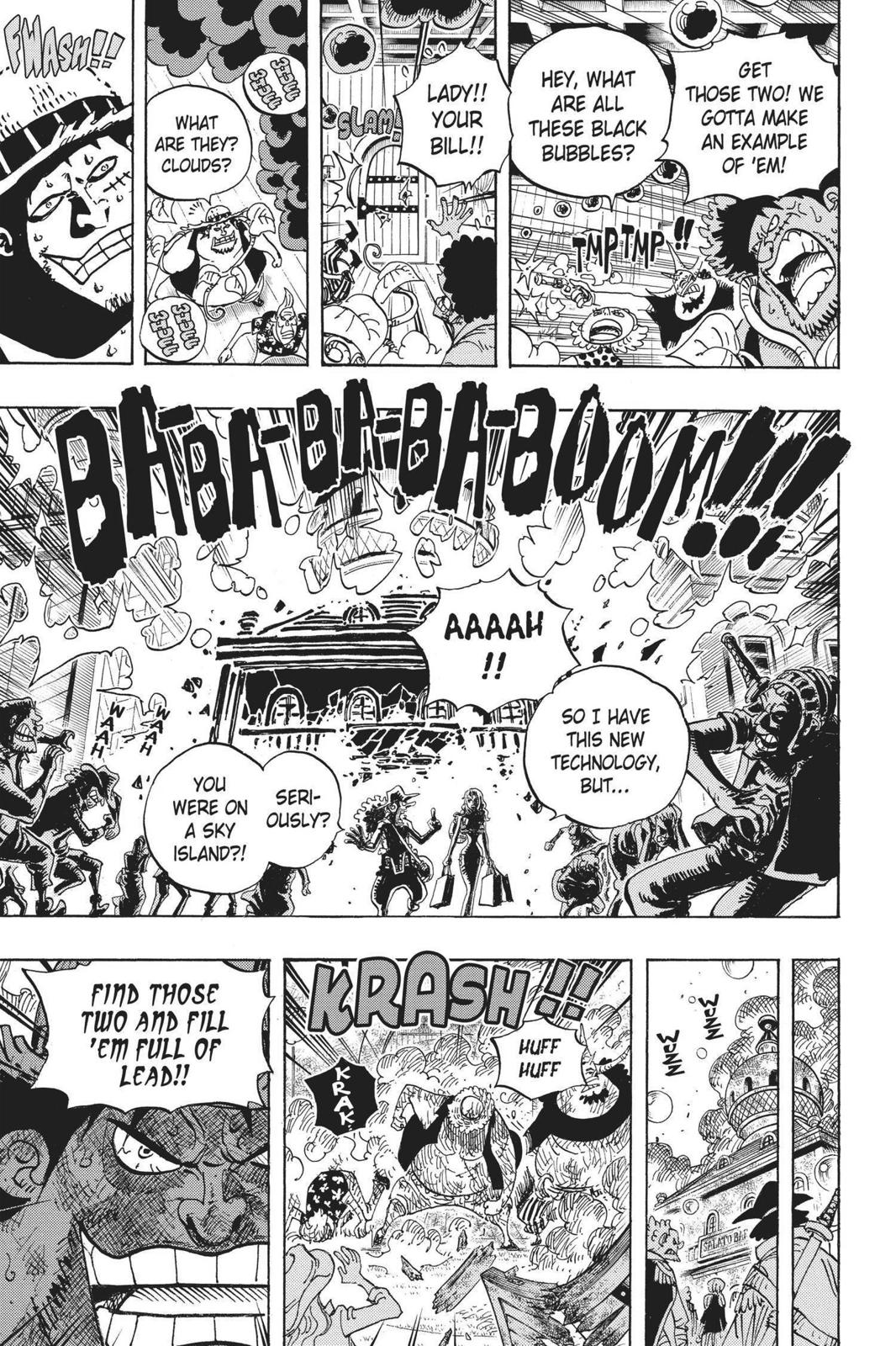 One Piece, Chapter 598 image 014