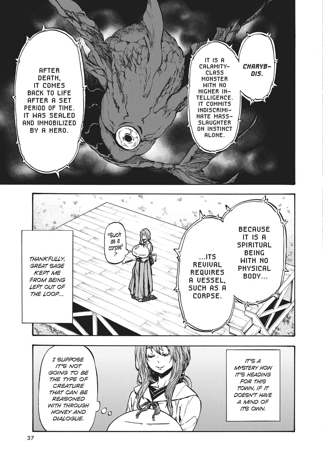 That Time I Got Reincarnated As A Slime, Chapter 37 image 003