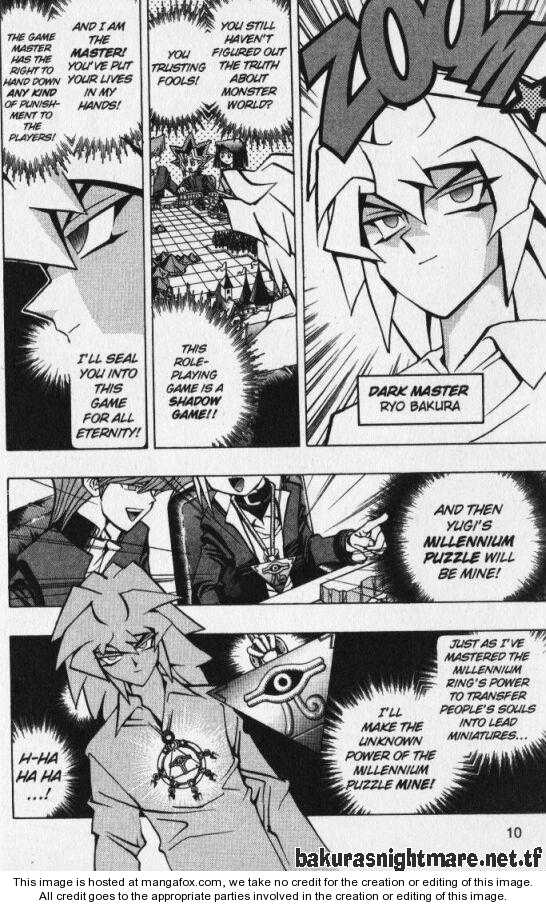 Yu Gi Oh, Chapter Vol.07 Ch.052 - Millennium Enemy 3 The Fumble of Doom image 003