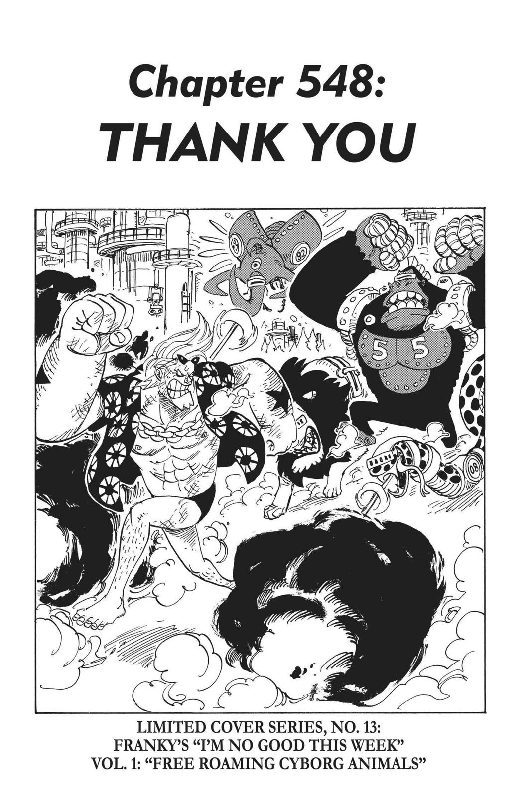 One Piece, Chapter 548 image 001