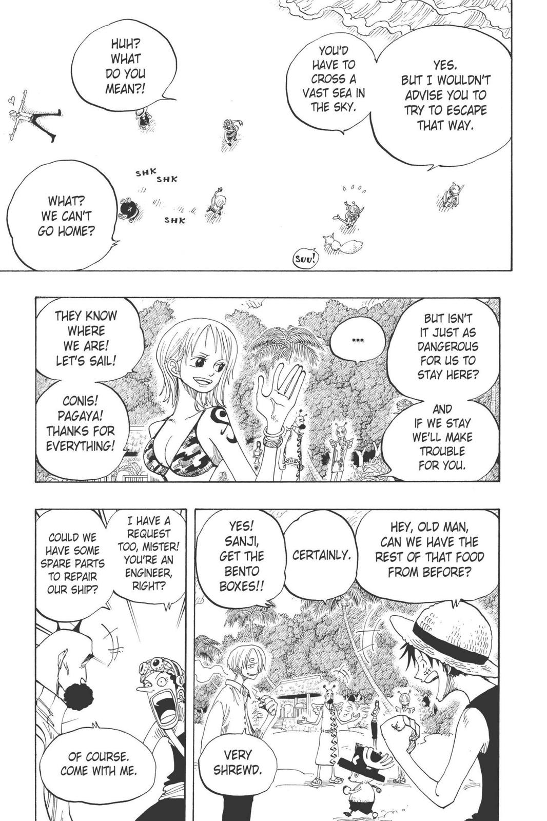 One Piece, Chapter 243 image 005