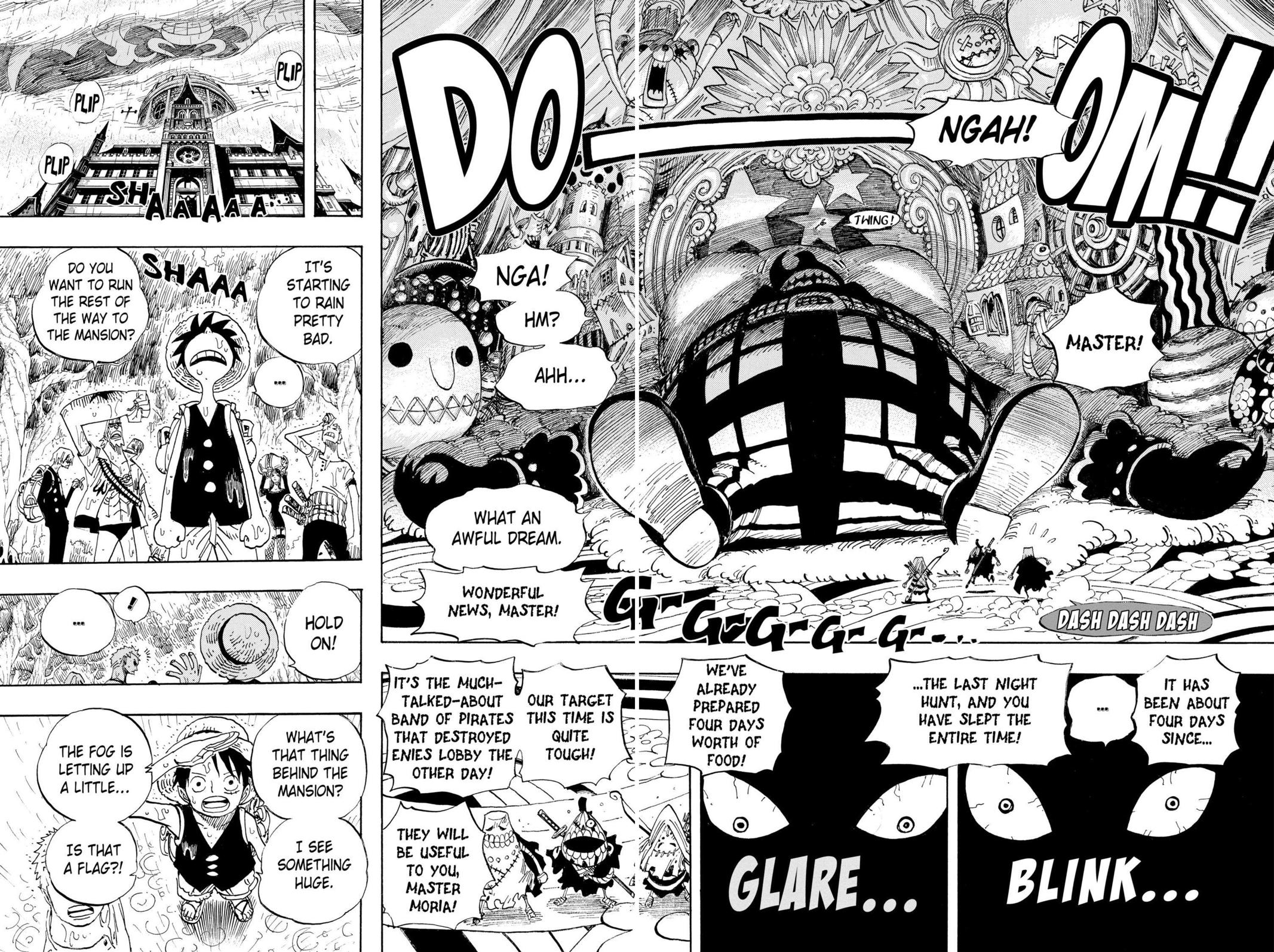 One Piece, Chapter 449 image 014