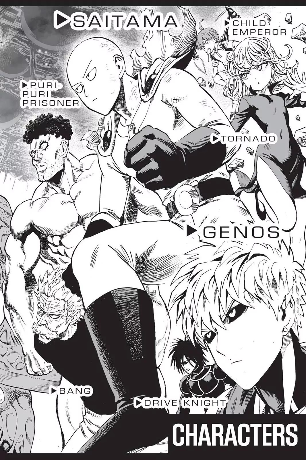 One Punch Man, Chapter Onepunch-Man 35 image 005