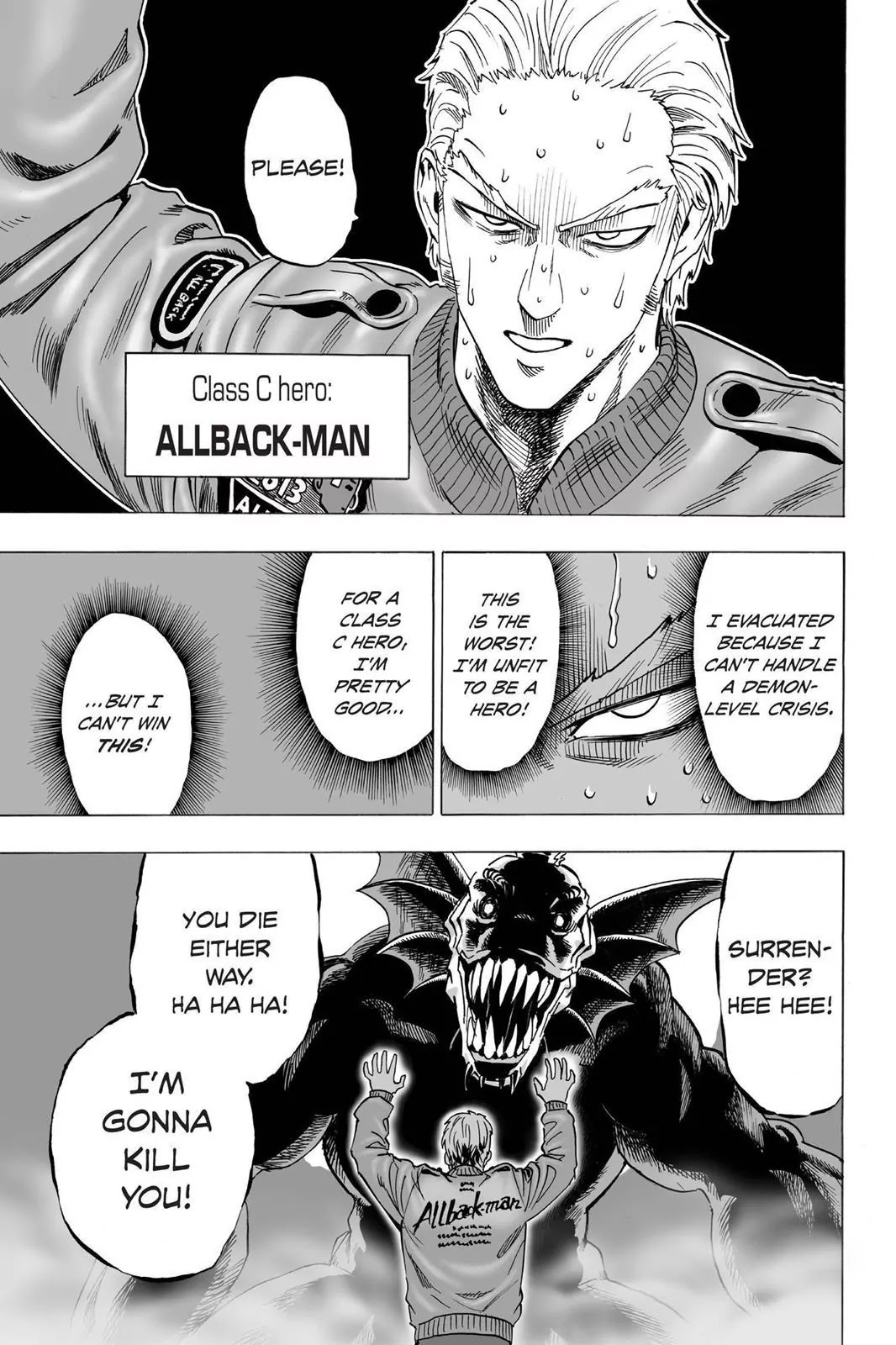One Punch Man, Chapter Onepunch-Man 25 image 068