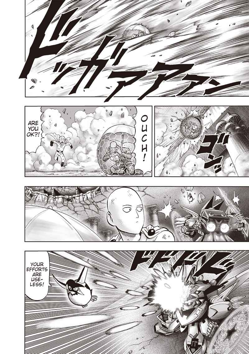 One Punch Man, Chapter 100.5 image 015