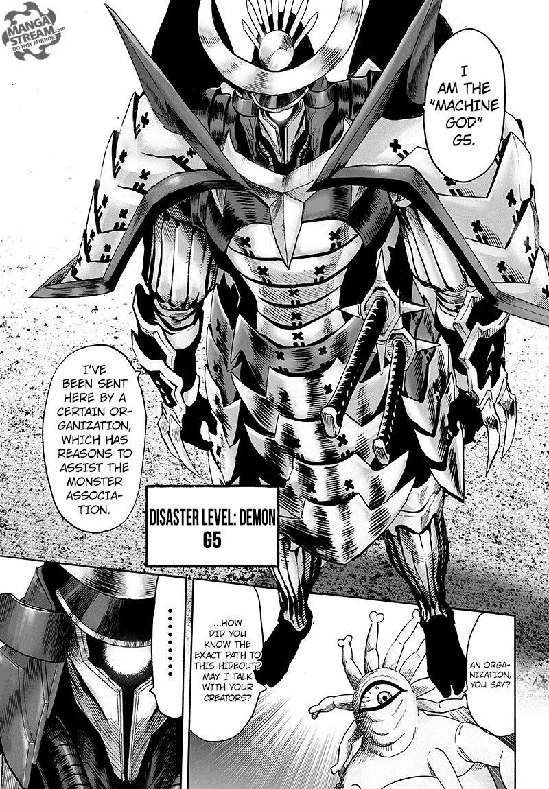 One Punch Man, Chapter Onepunch-Man 86 image 010