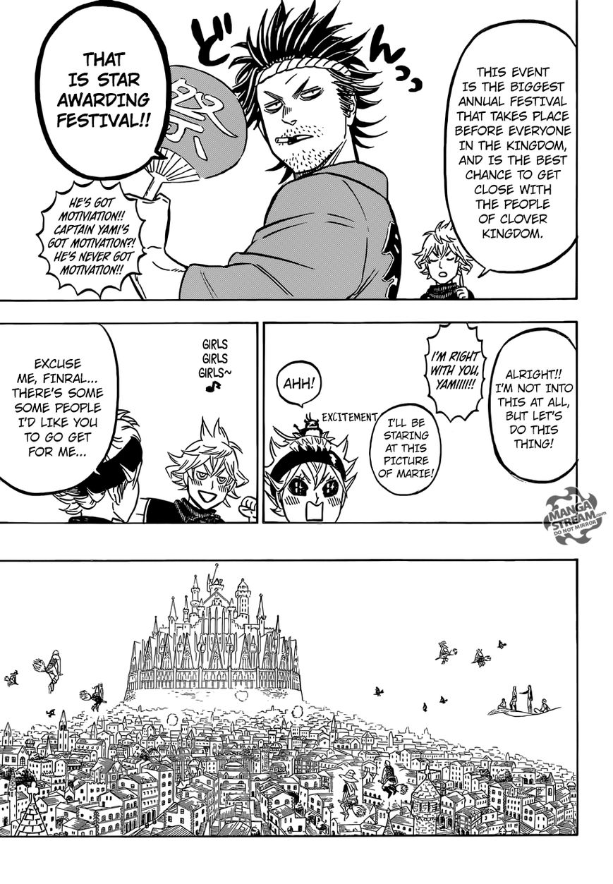 Black Clover, Chapter 102 Asta's Day Off image 011