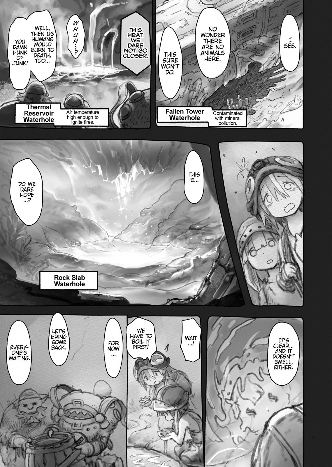 Made In Abyss, Chapter Hello,Abyss 49 image 017