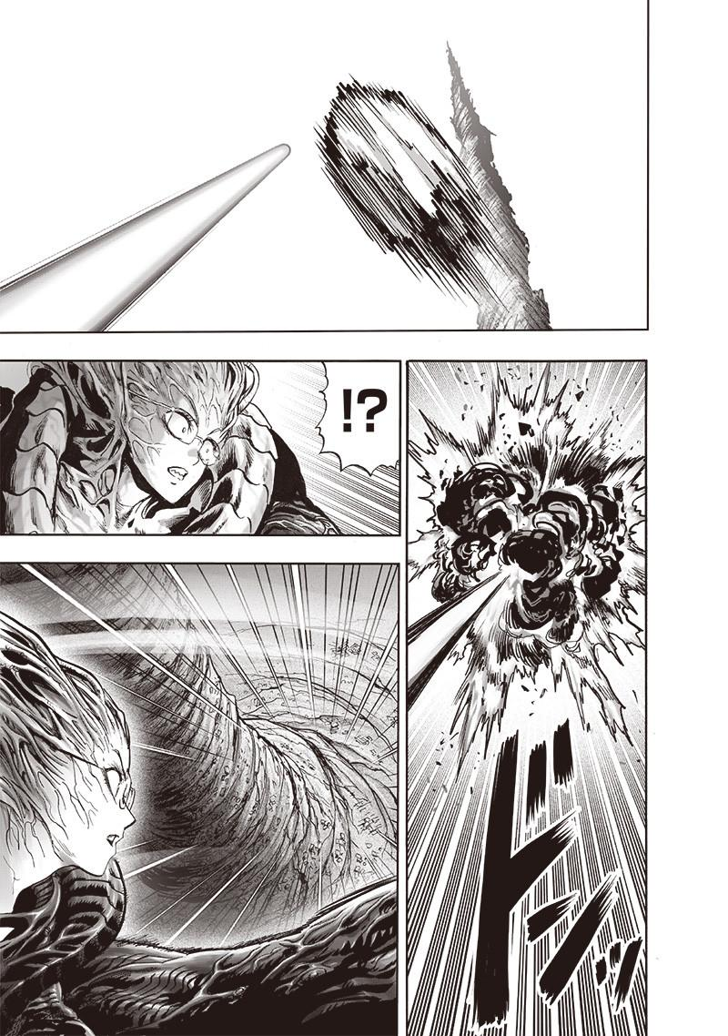 One Punch Man, Chapter One-Punch Man 138 image 006