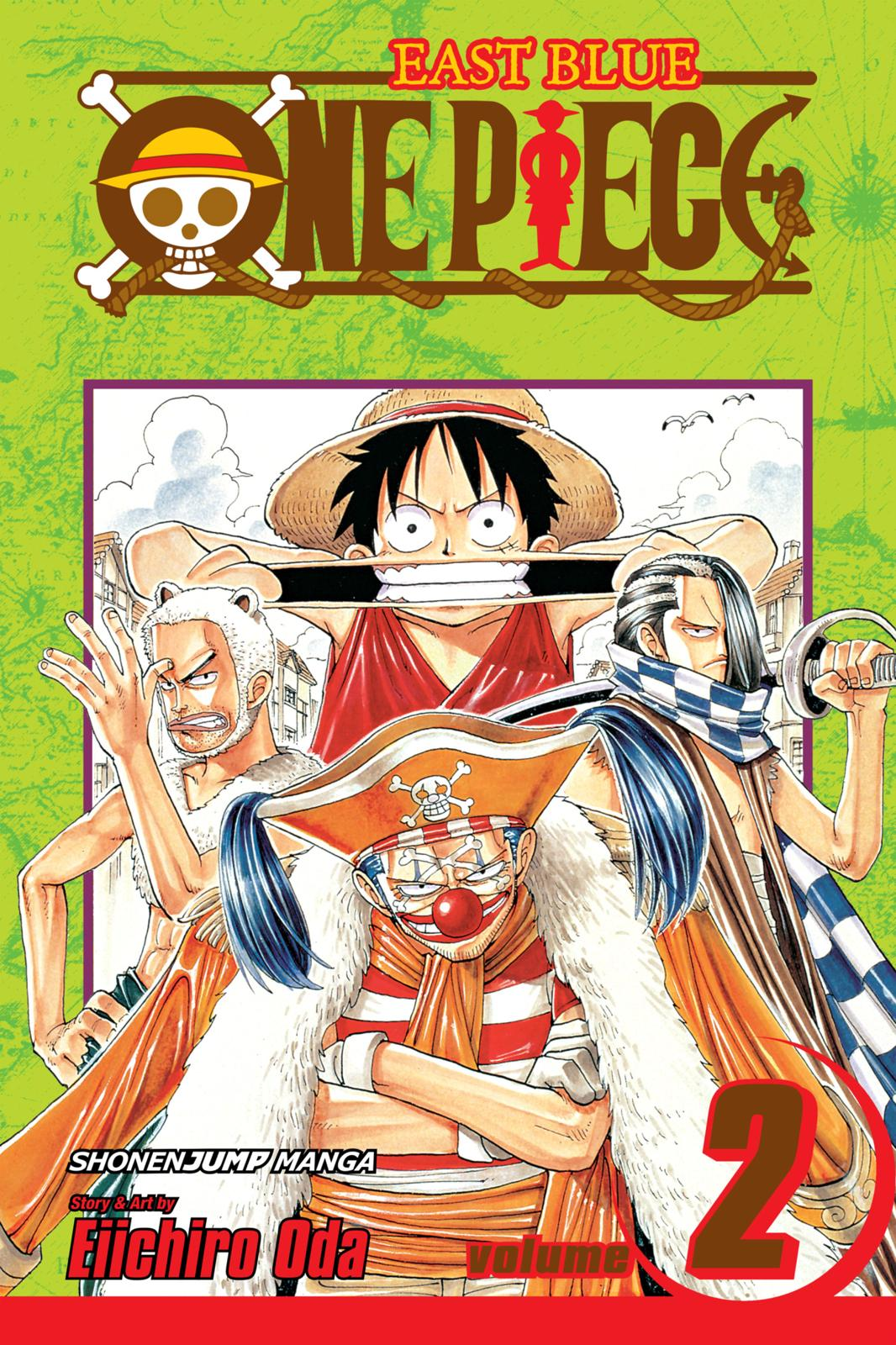 One Piece, Chapter 9 image 001