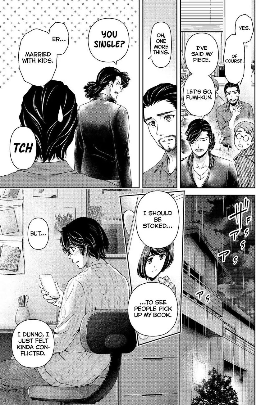 Domestic Girlfriend, Chapter 203 image 007